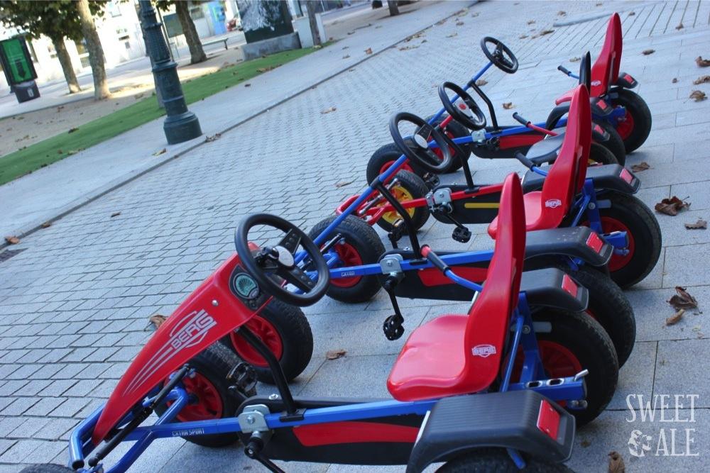 Alcabre – Bouzas a pedales – Vigo