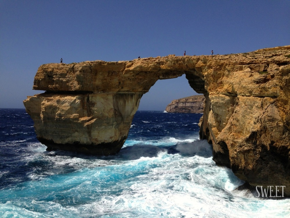 Blue Window – Isla de Gozo (Malta)