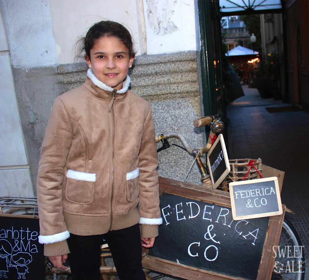 Federica  &  Co. – Madrid
