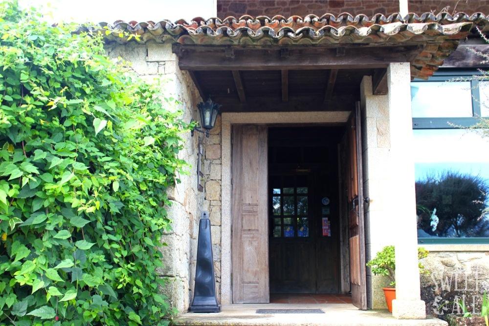 "Taberna ""O Lagar"" en Eiras – O Rosal (Pontevedra)"