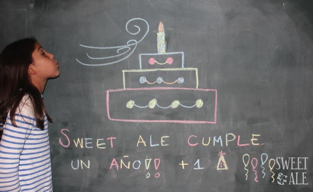 Sweet Ale  cumple 1 año!!