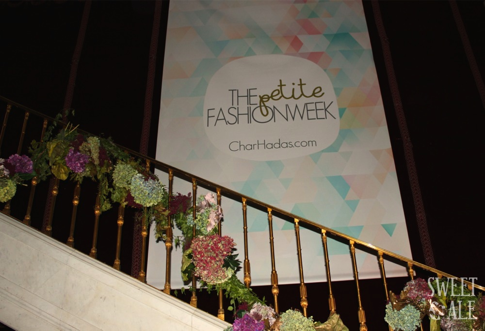 Sweet Ale en The Petite Fashion Week