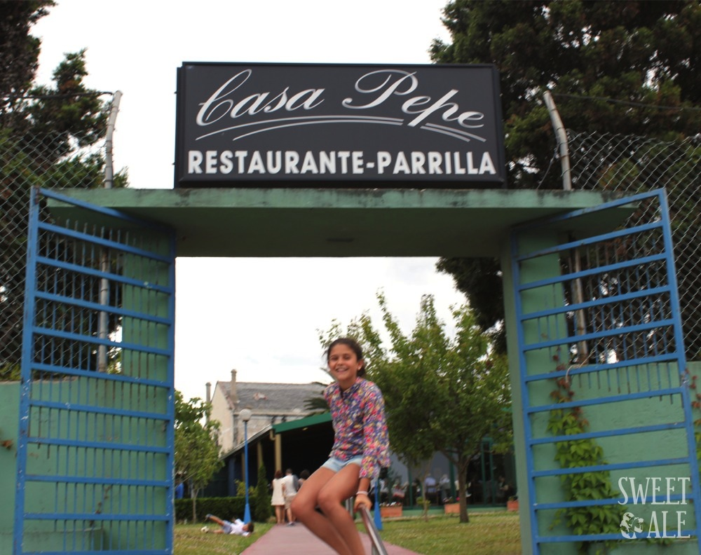 """Para comer por la zona de la playa de la Catedrales: """"Casa Pepe""""  (Ribadeo-Lugo)"""
