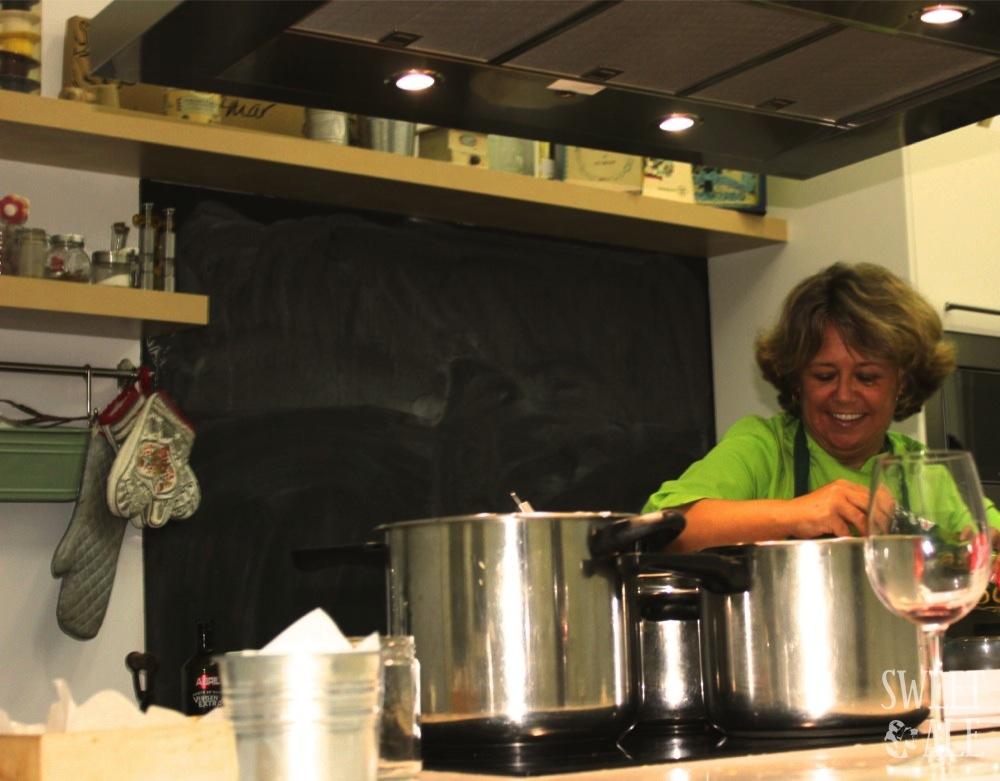Curso de Cocina con Carmen Albo en VM17 – Vigo