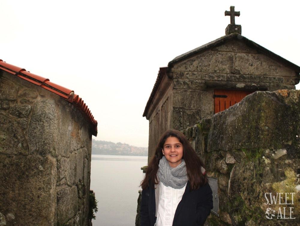 Paseando entre Hórreos – Combarro (Pontevedra) – Galicia
