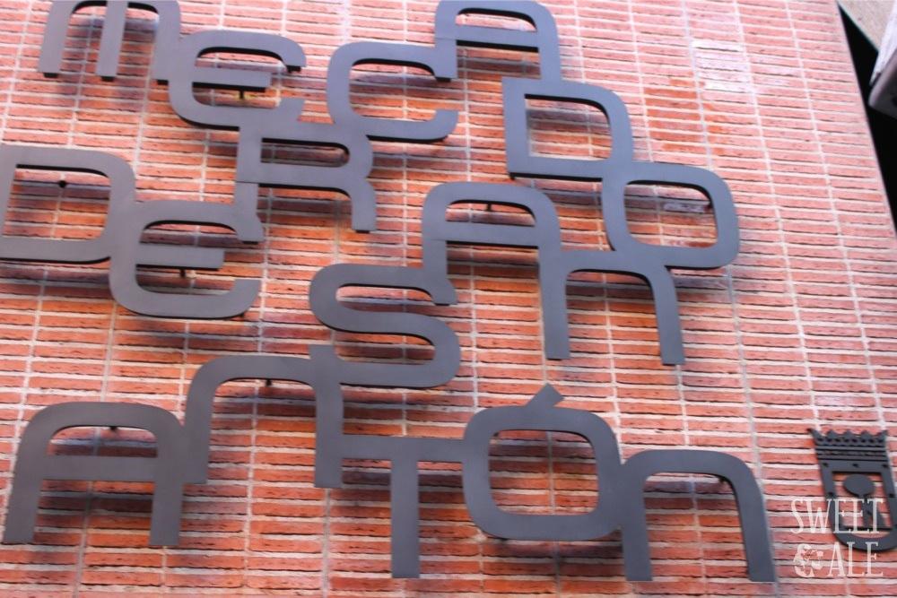 Mercado de San Antón – Madrid