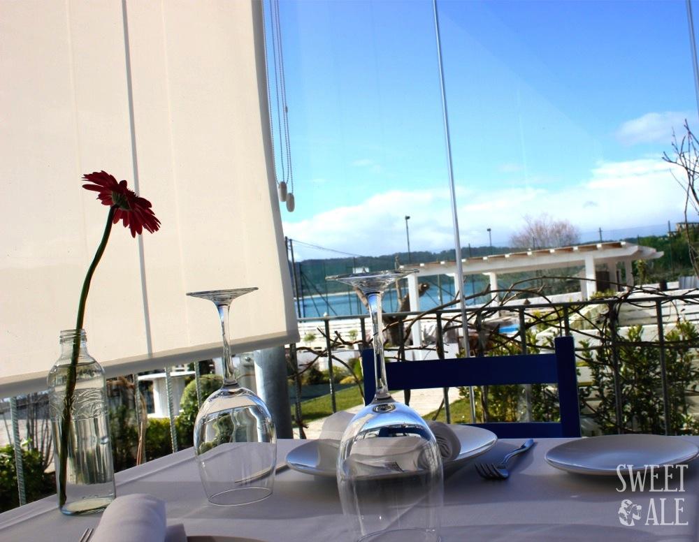 Disfrutando Mar & Gastronomía En La Terraza & Rte. Menduiña – Aldán (Pontevedra)