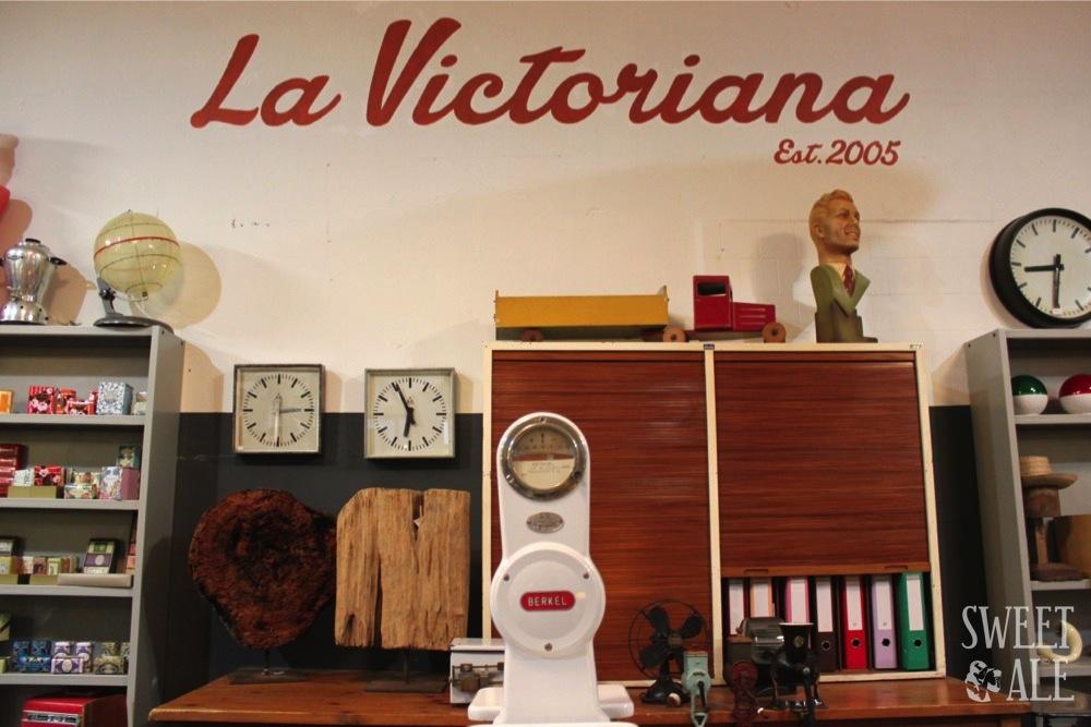 La Victoriana – Estilo Vintage en Vigo (Galicia)