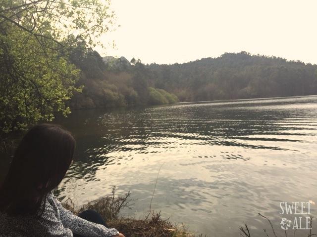 Paseo y picnic a orillas del embalse de Zamanes (Vigo – Galicia)