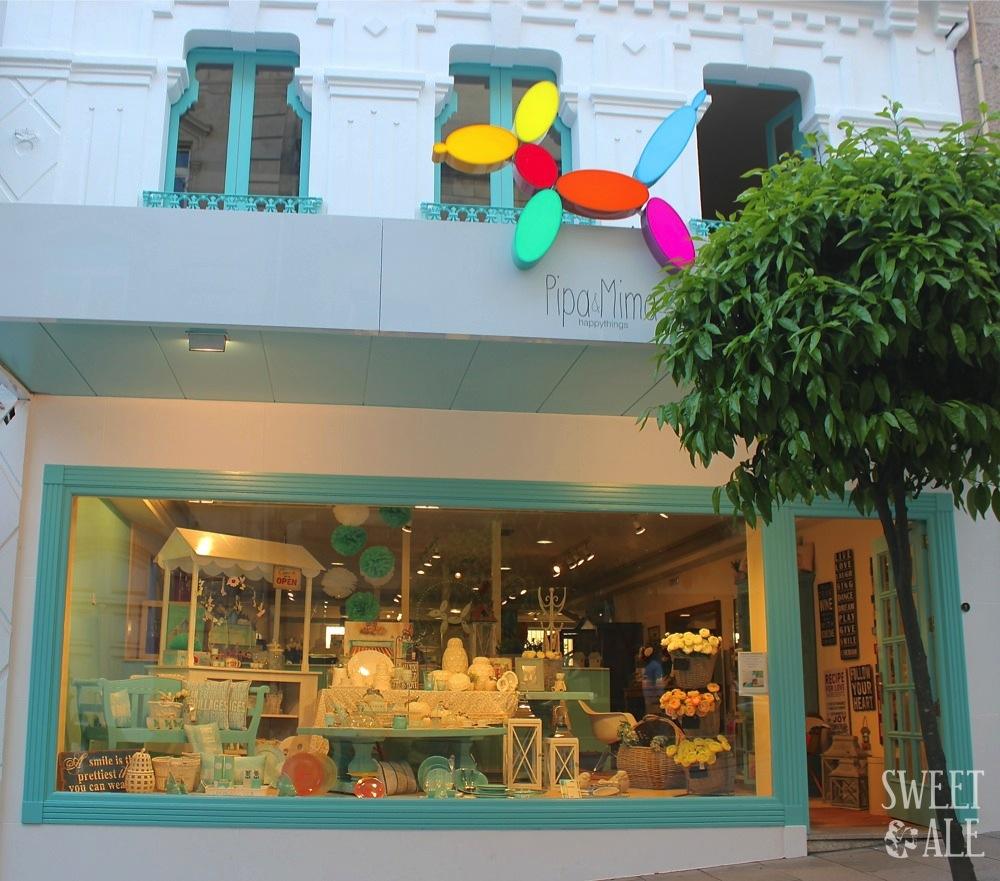 Pipa & Mima – Happy things en Vigo