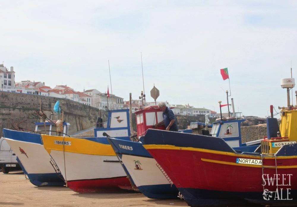 Barcos Ericeira