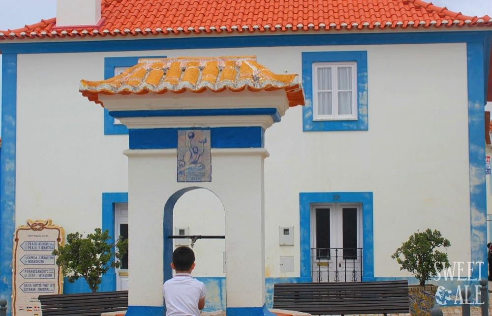 Plaza Ericeira