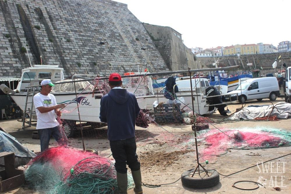 Puerto pescadores