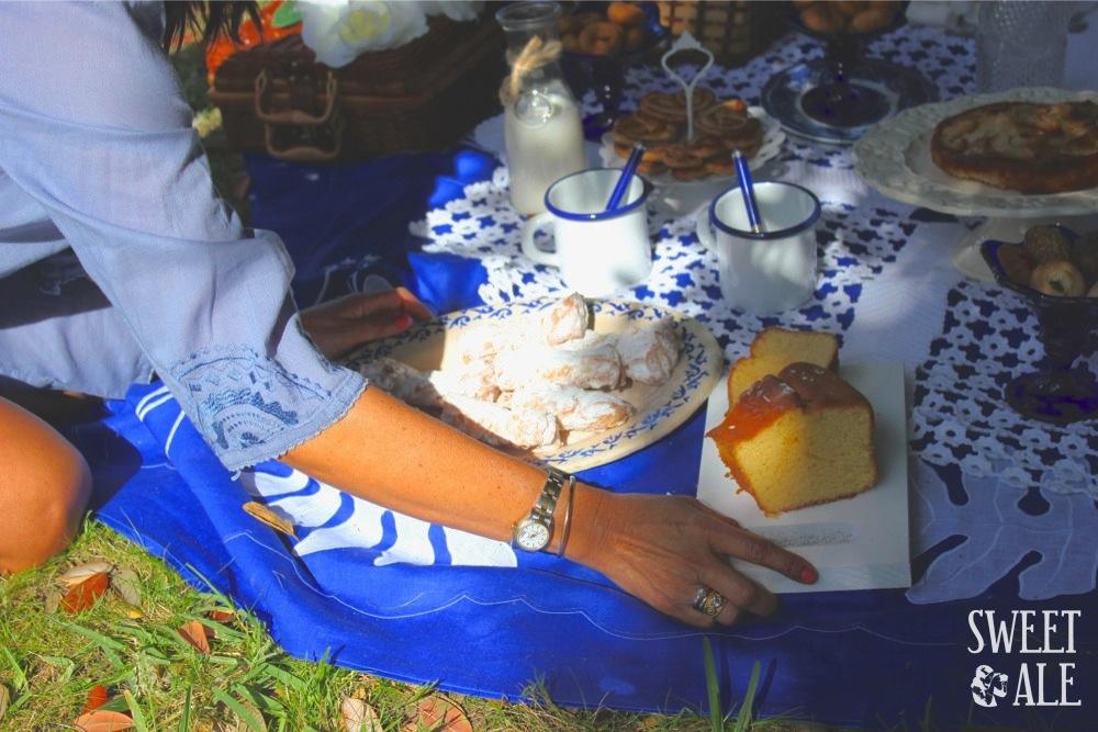 Preparando mesa