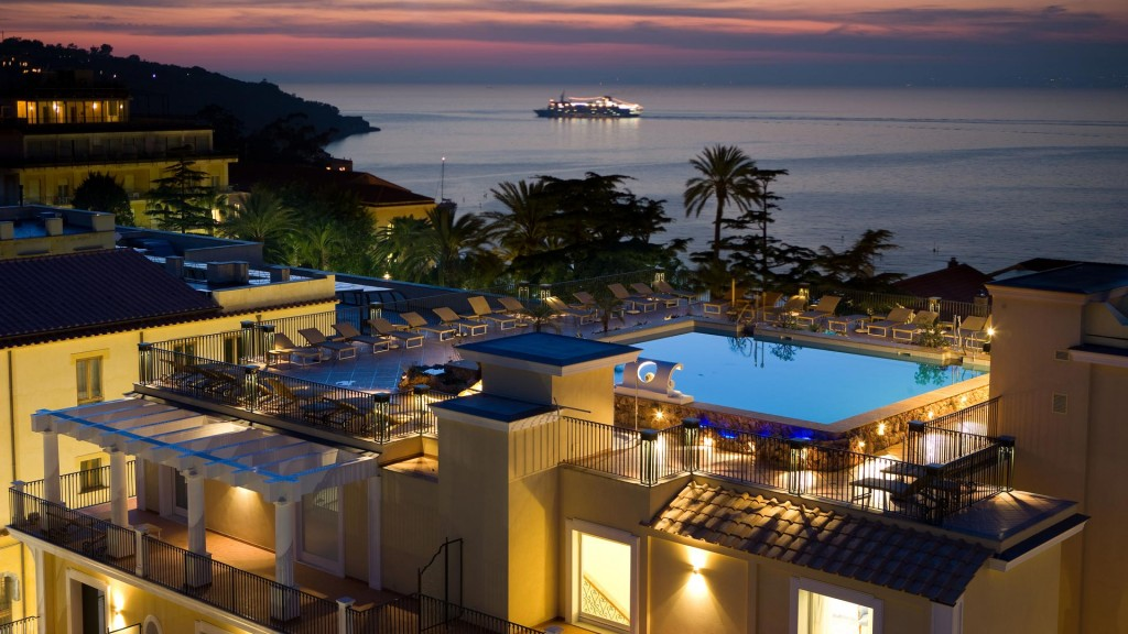 Hotel La Favorita exterior