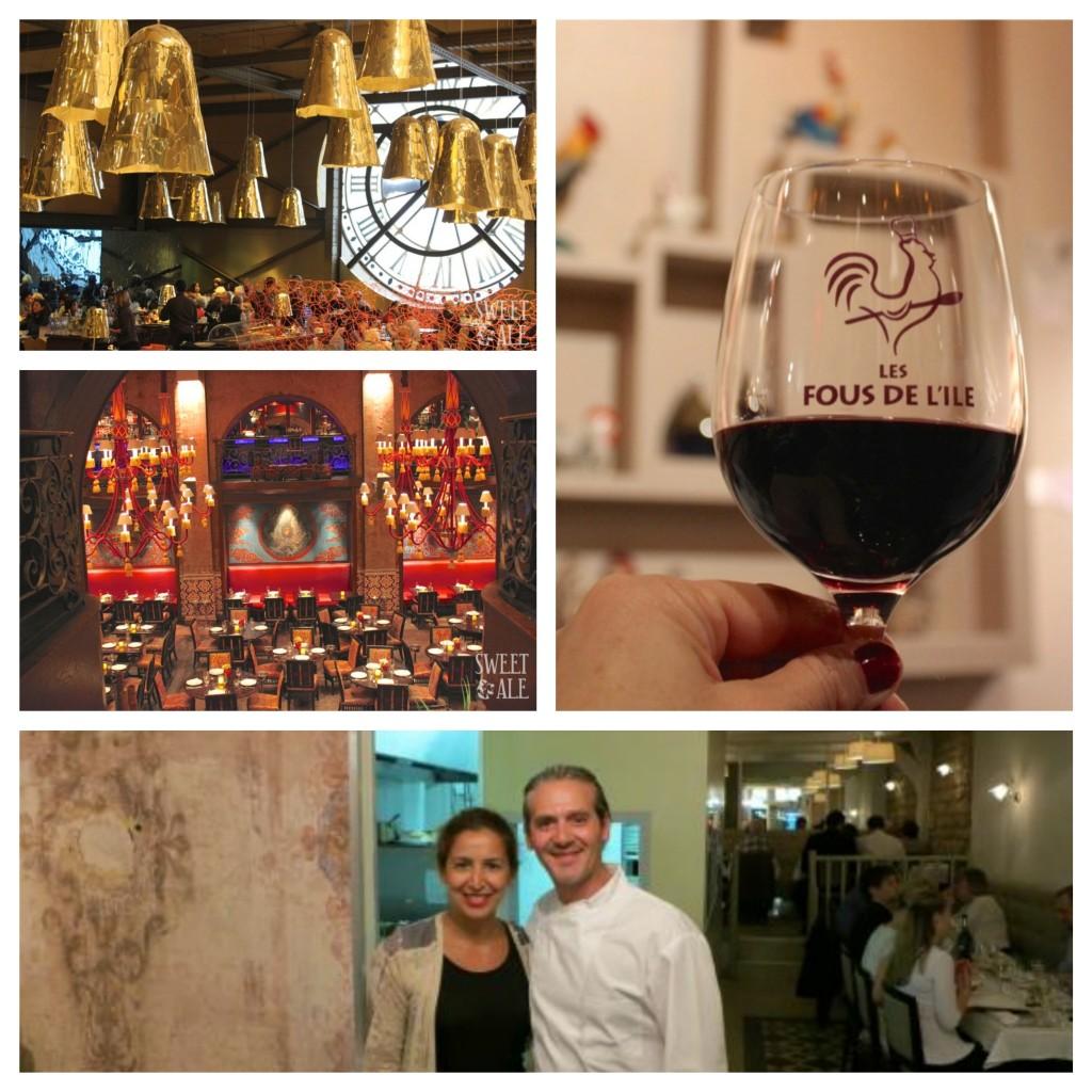 Collage Rtes Paris