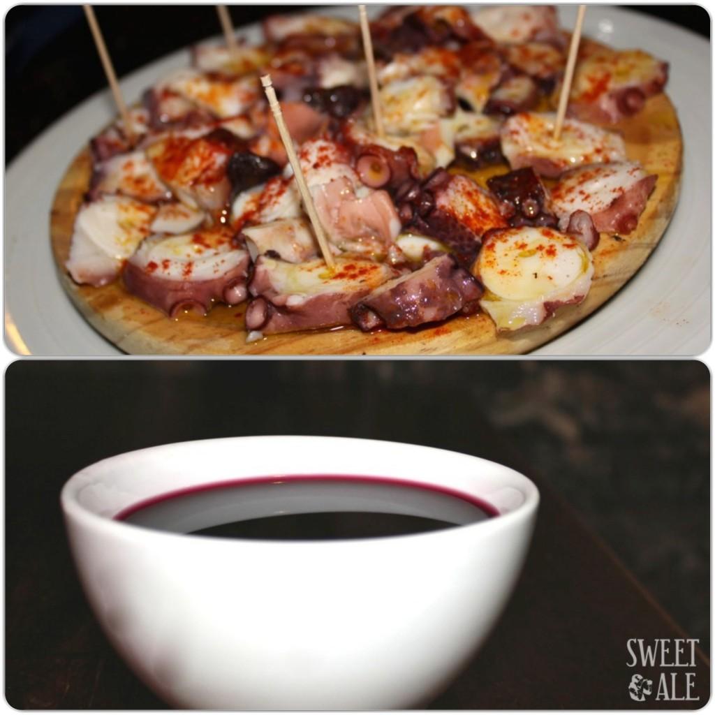 Collage gastronomía gallega