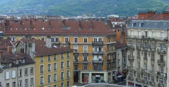 centro Grenoble