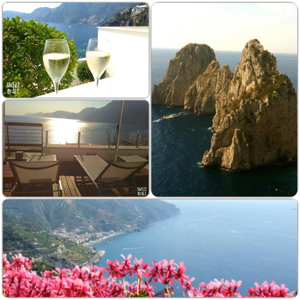 collage Costa Amalfitana