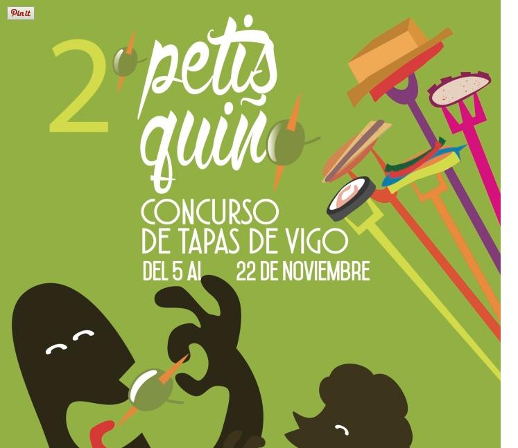 O Petisquiño – De tapas por Vigo del 5 al 22 de Noviembre