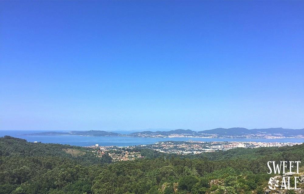 Las mejores vistas de Vigo desde el Monte Cepudo