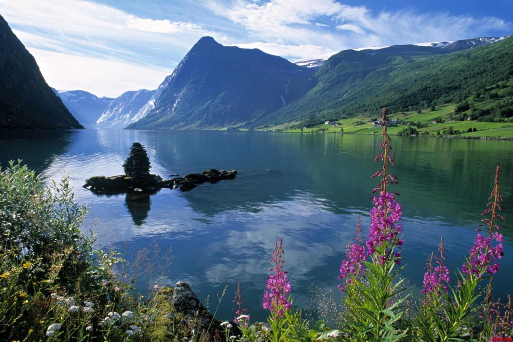 Jolstravatnet-Noruega