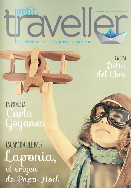 Petit Traveller – La Revista de viajes para familias