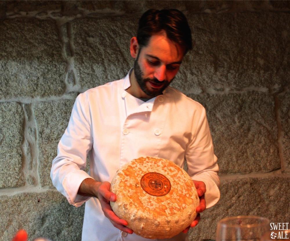 queso Urdina, azul de oveja