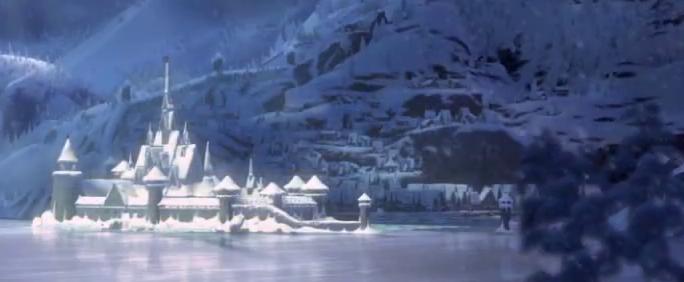 Frozen – Paisajes de película en Noruega