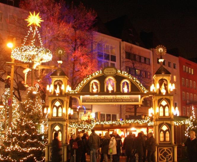 Mercado Navidad Colonia