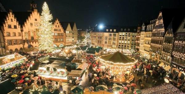 Mercados de Navidad en Alsacia
