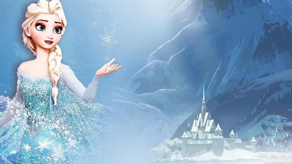 frozen_elsa_background