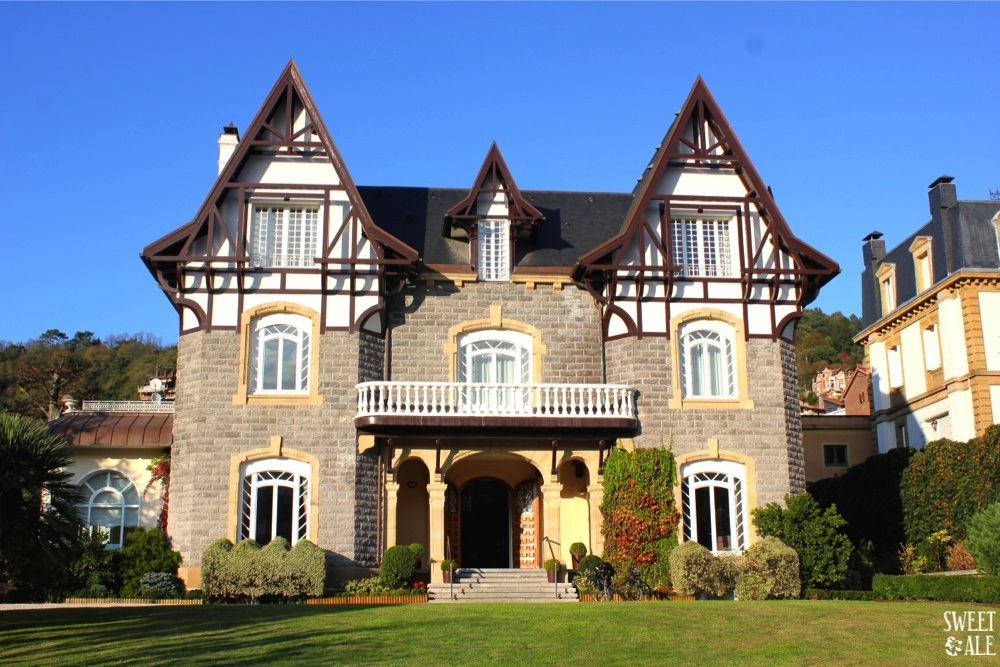 Fachada Villa Soro