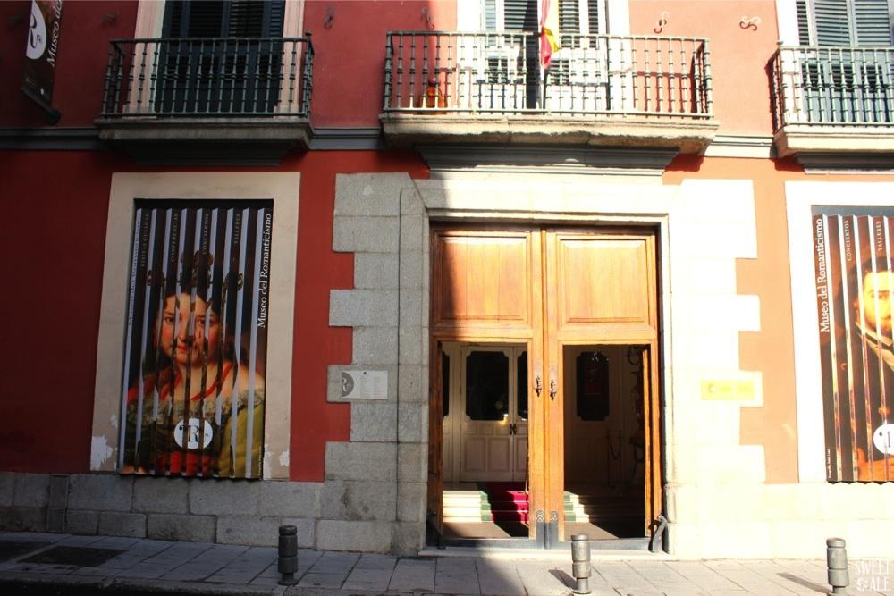 fachada museo romanticismo