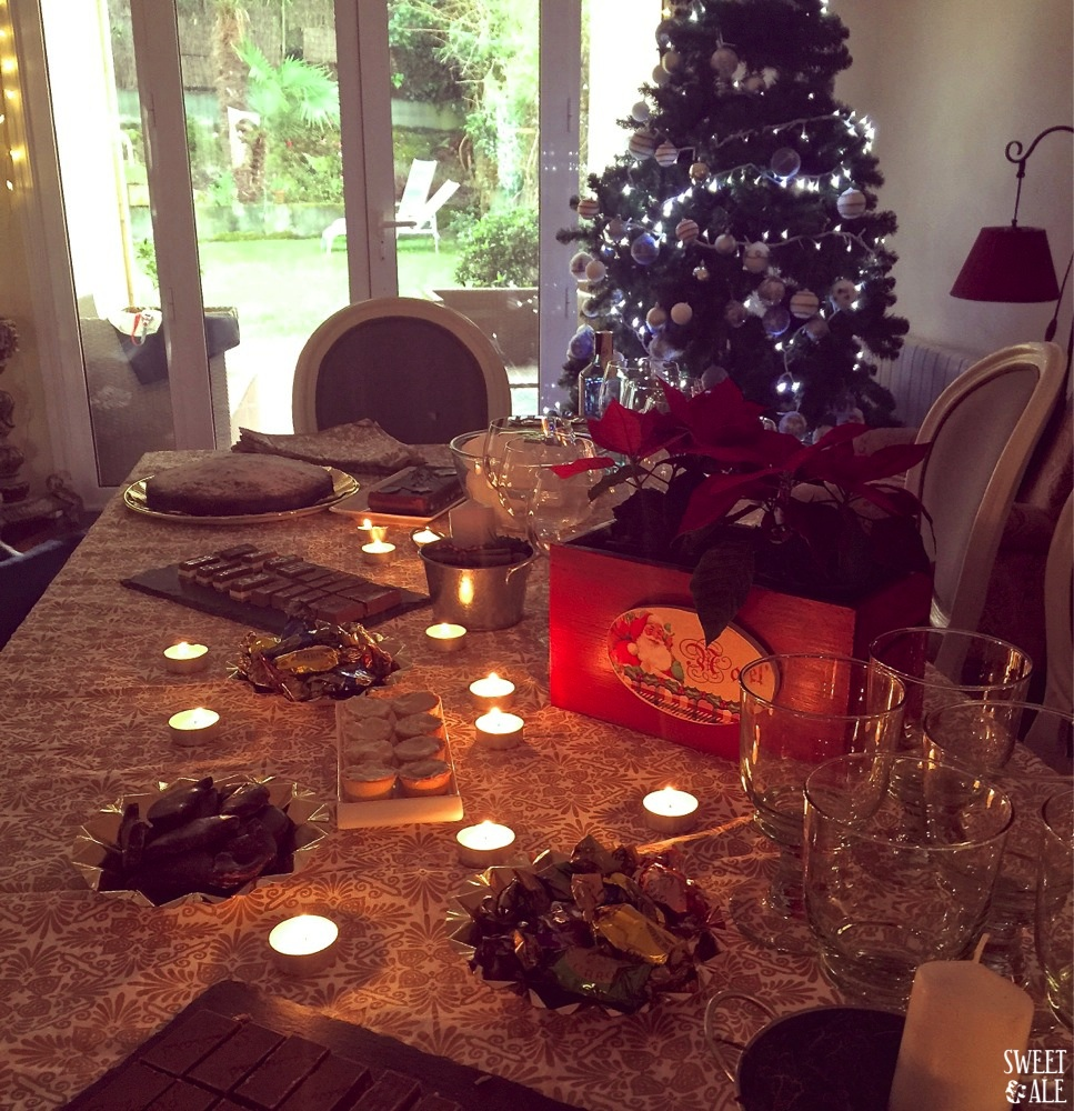 Merienda Navidad