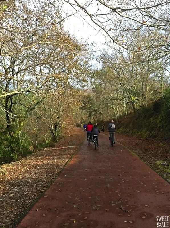 Paseo ruta Valença-Monçao