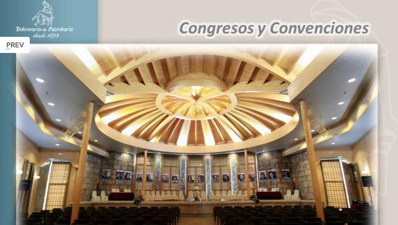 Congresos Balneario de Mondariz
