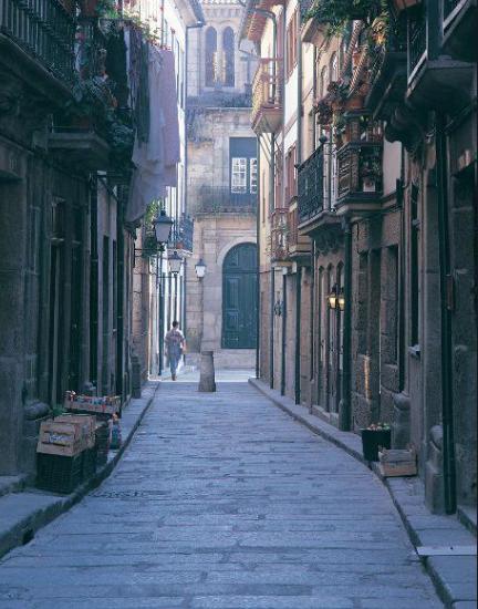 Rua de Santa Maria Guimaraes