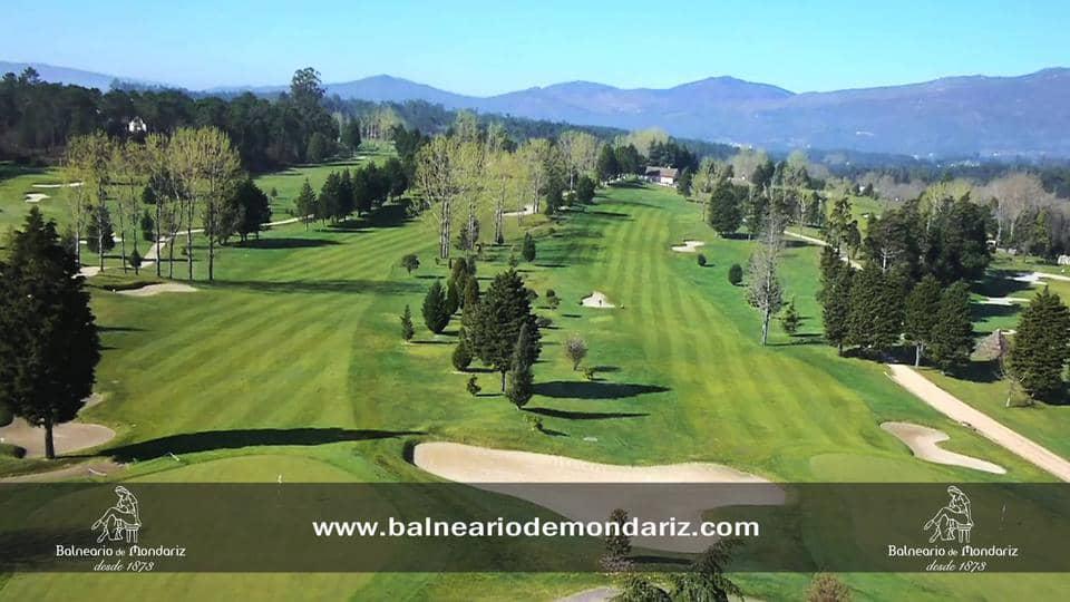 campo de golf balneario de mondariz