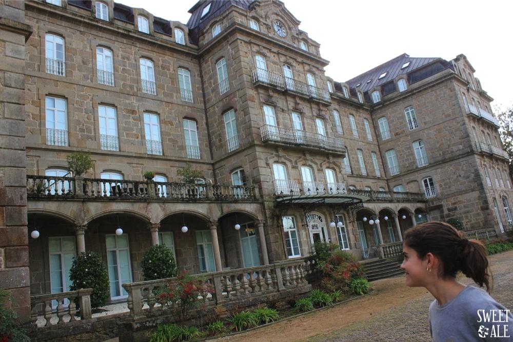 fachada Gran Hotel