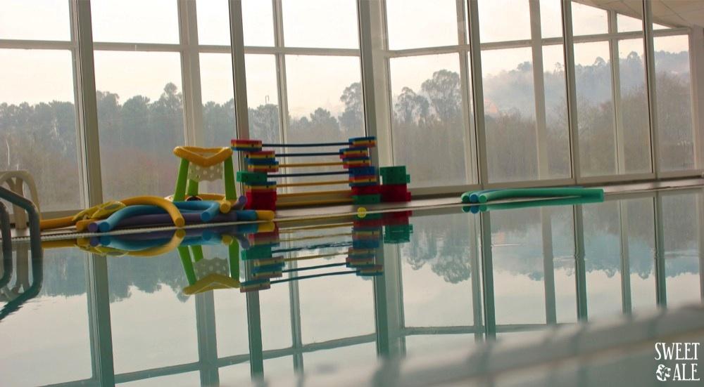 piscina balneario rehabilitación