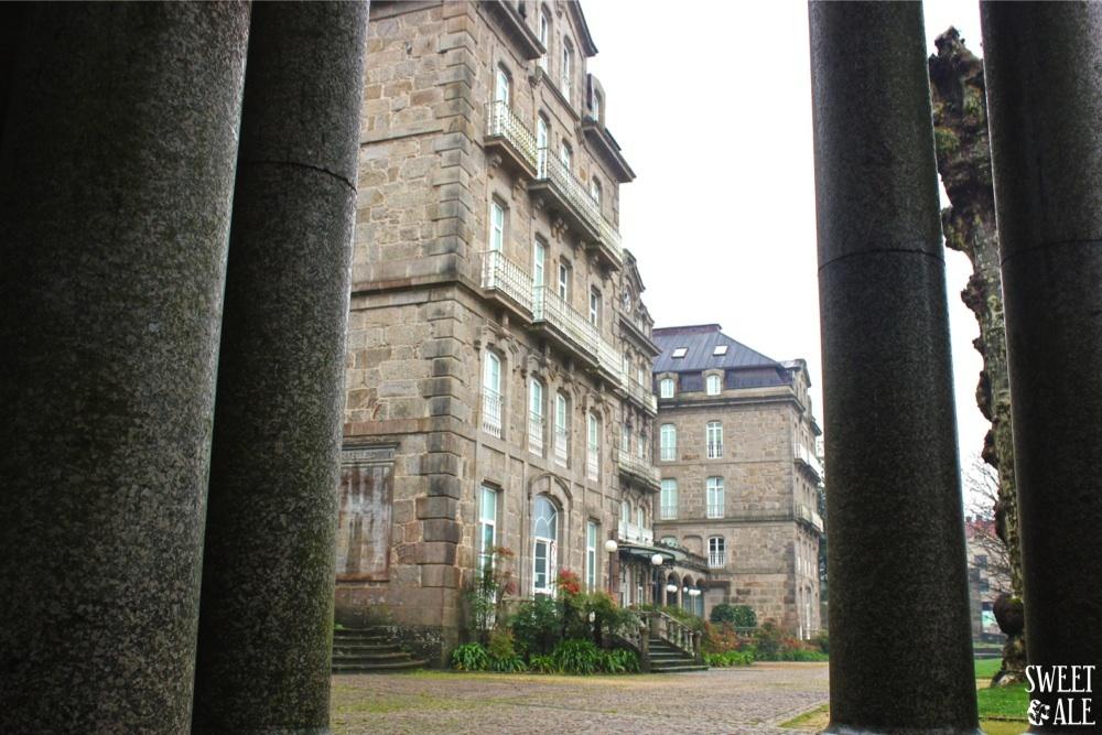 vista lateral Gran Hotel