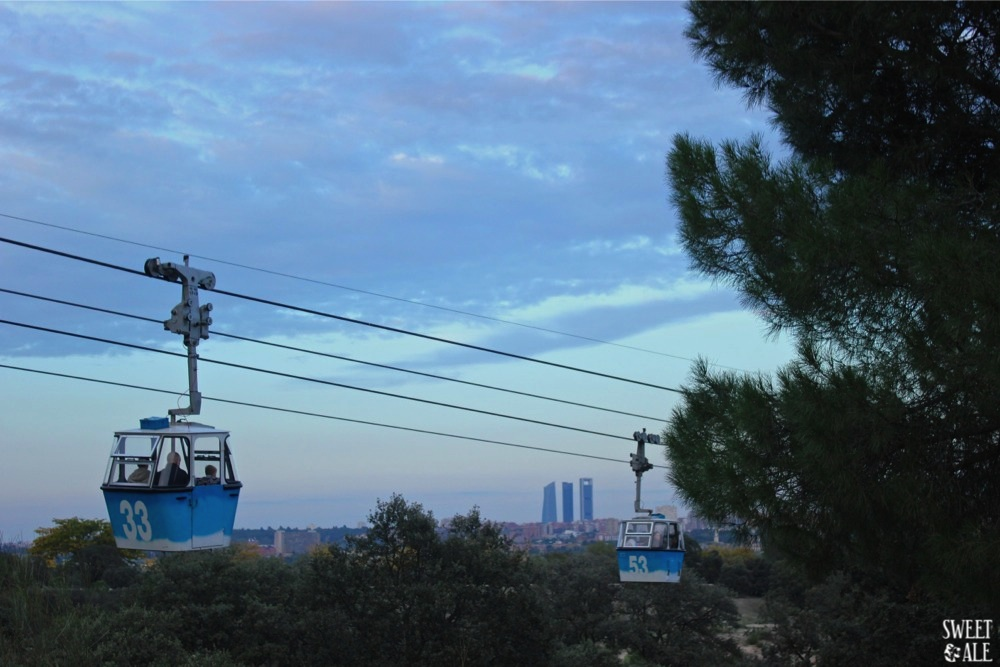 vistas torres Kio
