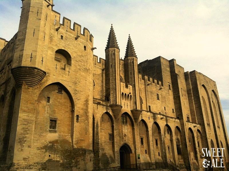 Palacio Avignon