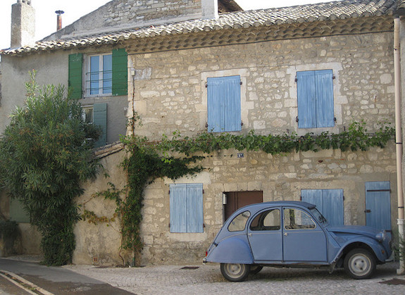 Saint Remy de Provence via my french life