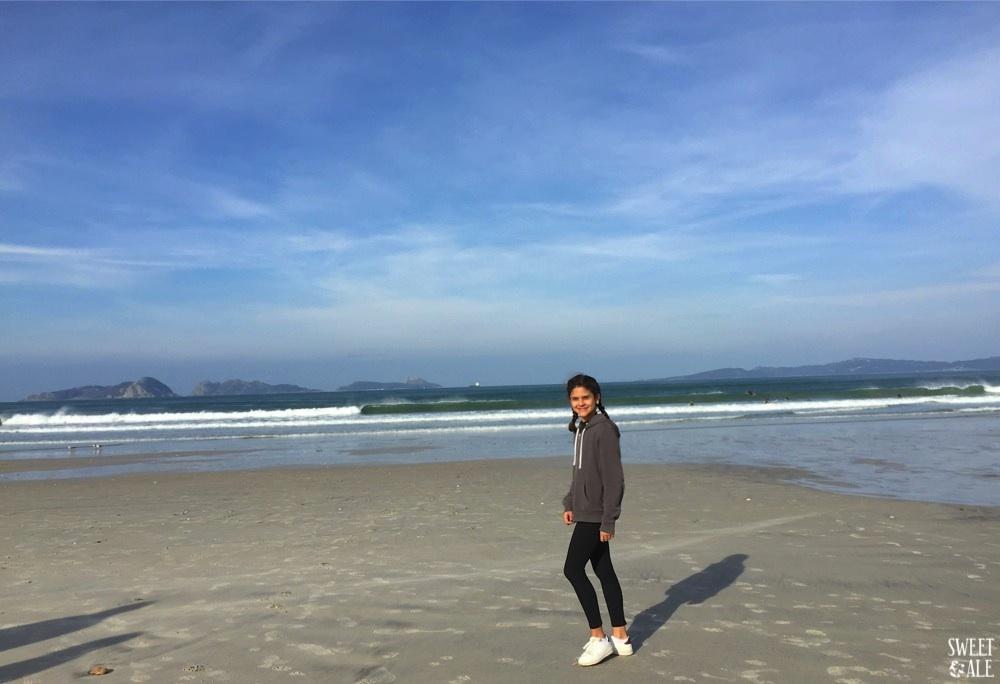 ale andando playa