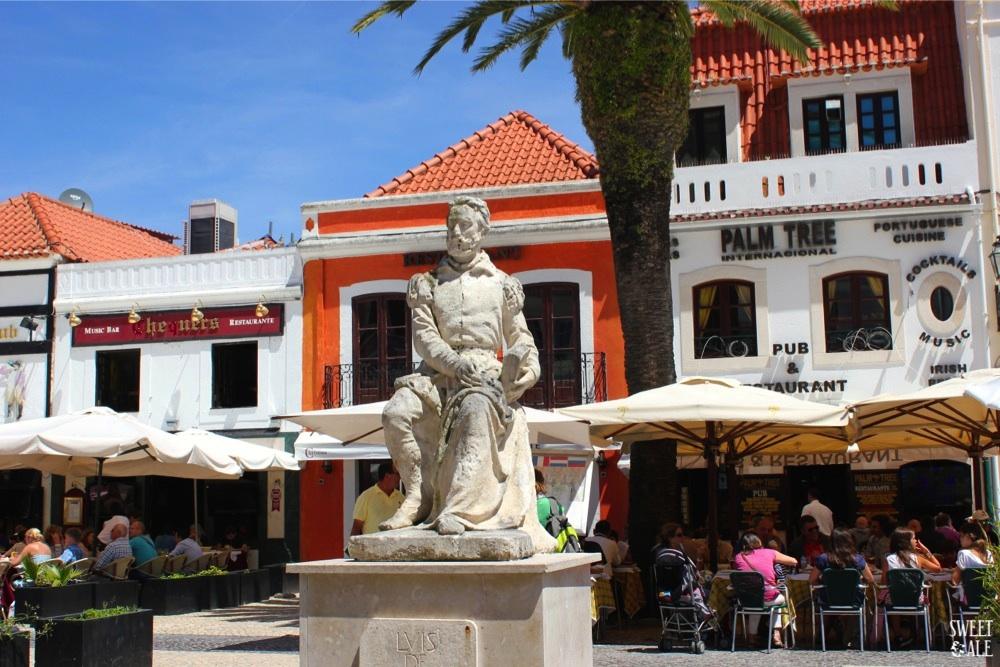 plaza Cascáis