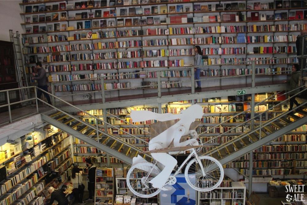 Ale libreria bici