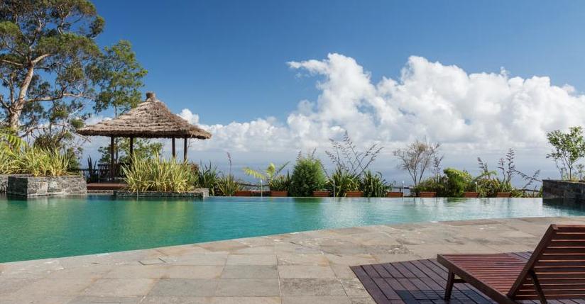 Choupana Hills piscina