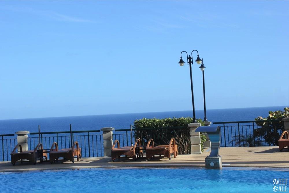 Hotel Porto Bay piscina exterior